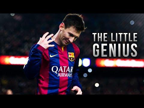 Lionel Messi ● The Little Genius - Skills & Goals 2015 | HD