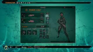 Defiance 2050 - Assault Class Build Guide (Run, Gun, and Heal)