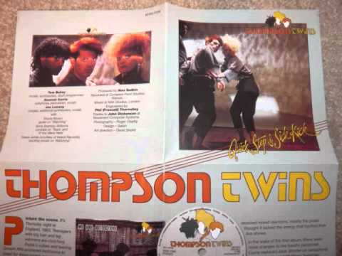 Long Beach Culture - Thompson Twins.wmv