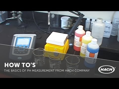 The Basics of pH Measurement from Hach Company