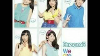 2013年8月14日発売の11thシングル「We are Dreamer」に収録。