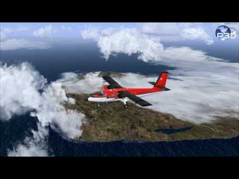 OrbX FTX Global Atlantic Ferry Flight (P3D)