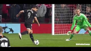 Ben Yedder vs Manchester United Away HD 1080i (13/03/2018)