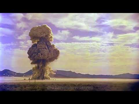 Nuclear Test Film Highlights - Restored Footage, New Films, Epic Explosions