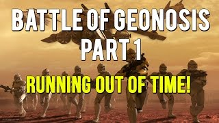 star wars the clone wars battle of geonosis part 1 hd 2002 game