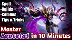 Master Lancelot in 10 Minutes | Mobile Legends Bang Bang