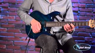 Music Man Luke HSS Limited Edition Neptune Blue | N Stuff Music Product Review