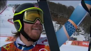 Горные лыжи  Скоростной спуск  Мужчины НТВ+