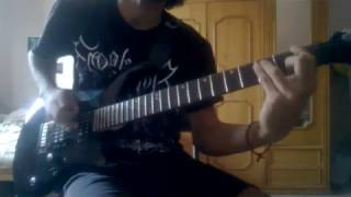 Mayhem - Funeral Fog ( Guitar Cover )