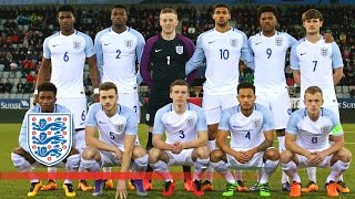 Switzerland U21 1-1 England U21 | Goals & Highlights