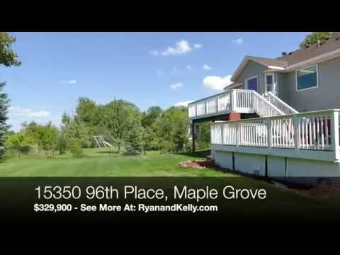 15350 96th Place, Maple Grove - Home Tour - With Mother In Law Apartment
