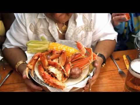 Joe's crab Shack - All Three