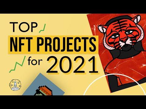 Top NFT Projects To Watch In 2021? Best NFTs Project? | Token Metrics AMA