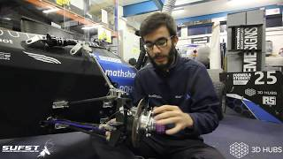 Manufacturing our Suspension System | Formula Student | 3D Hubs