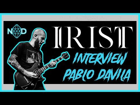 INTERVIEW! | Irist | Guitarist Pablo Davila | Order Of The Mind | Native Diamond Podcast |