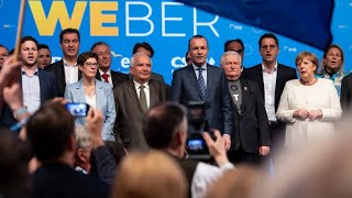 Union beendet Europawahlkampf in München