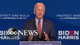 Trump, Biden discuss COVID-19 on campaign trail