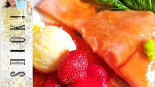 Sous Vide Salmon Recipe (stove Top Method)