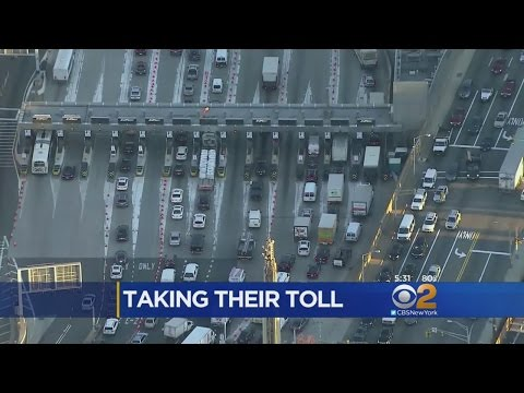 Bridge And Tunnel Toll Hikes