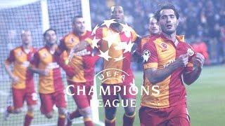 ▶Galatasaray Şampiyonlar Ligi Klibi ● HD▶