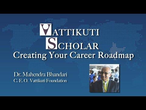 Creating Your Career Roadmap