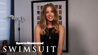 Tasha Franken On Nude Beaches | Sports Illustrated Swimsuit Casting 2016