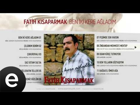 Zindandan Mehmed'e Mektup (Fatih Kısaparmak) Official Audio #zindandanmehmedemektup #fatihkısaparmak