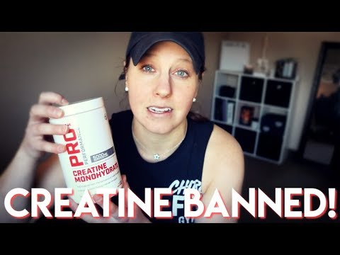 CREATINE BANNED IN MINNESOTA HS SPORTS!