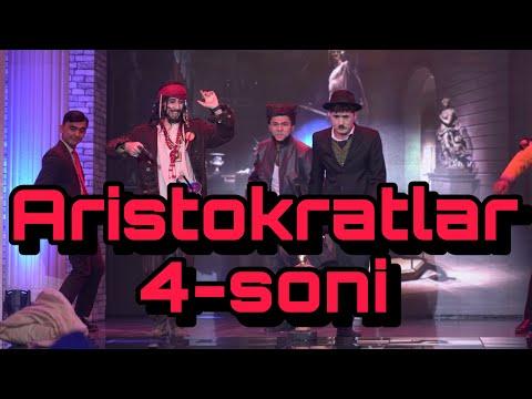Aristokratlar 4 soni TO'LIQ ! Mavluda Asalxojayeva lol qoldi!!!!
