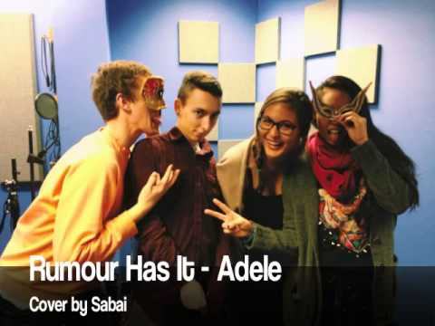 Rumour Has It - Adele (cover by Sabai)