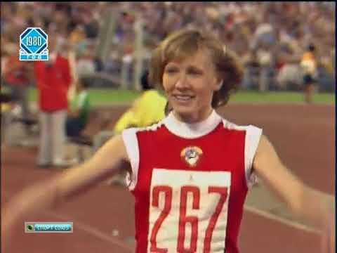 1980 Olympics Women's Long Jump