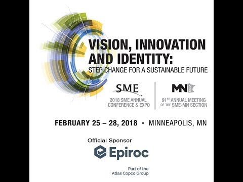 2018 SME Annual Conference & Expo Keynote Session