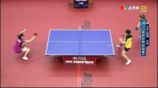 2015 Japan Open (WD-Final) LIU Fei / WU Yang -  LIN Ye ^ / ZHOU Yihan ^ [HD] [Full Match/Chinese]