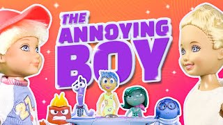 Barbie - The Annoying Boy at School (Inside Out)