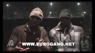 S.A.S Eurogang Respond To Juelz Santana