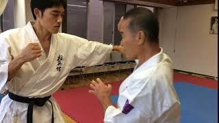 Kancho Hatsuo Royama Training.