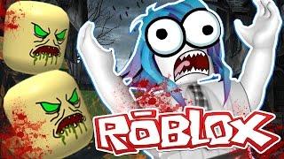 COME SURVIVE UN'INVASIONE DI OMBIE! - Roblox corsa zombie! W/AshDubh