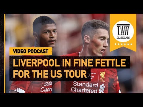 rpool In Fine Fettle For The US Tour  Free Podcast