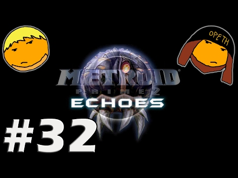 Metroid Prime 2: Echoes #32 - Lock, Pop and Two Sticky Gamers