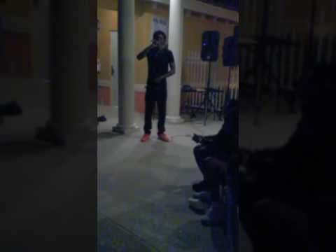 Fort Lauderdale open mic night