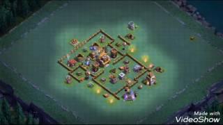 Clash Of Clans   MEILLEURE BASE DES OUVRIERS 5 / BEST BASE BUILDER HALL 5