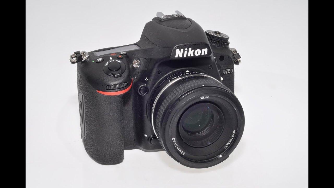 2aee71c1e2 Nikon D750, test sul campo - YouTube
