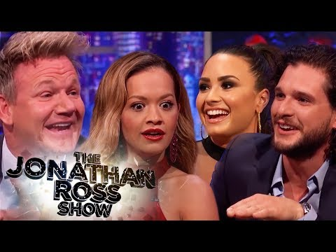 The Best of Season 12 - The Jonathan Ross Show