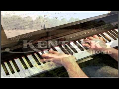 My Old Kentucky Home - Stephen Foster -- Piano