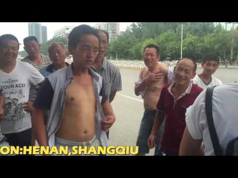 People in China seeing Black Person for the first time