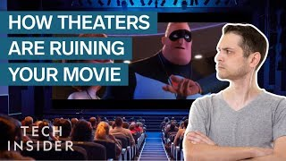 How Movie Theaters Are Ruining Your Movie Experience