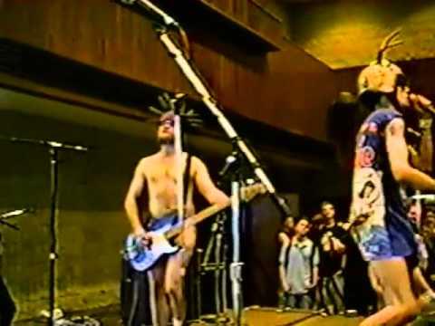 Boris The Sprinkler 7/9/95 Northwestern University in Chicago (part 1 of 3)