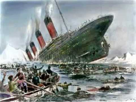 Oh They Built the Ship Titanic to Sail the Ocean Blue - P.M.Adamson