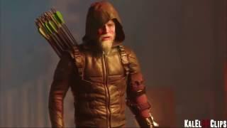 Легенды и Стрела против Гранта в сериале