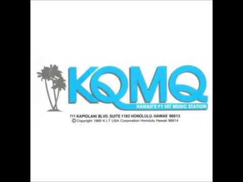 Curtis Pruder AKA Gary Brian on KQMQ August 3 1991 Honolulu Hawaii